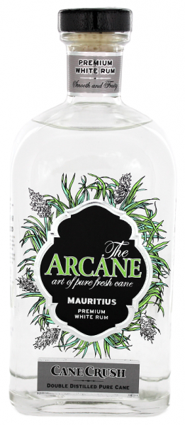 Arcane Cane Crush White Rum 0,7 Liter