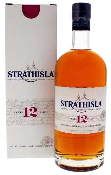 Strathisla 12YO 1 Liter