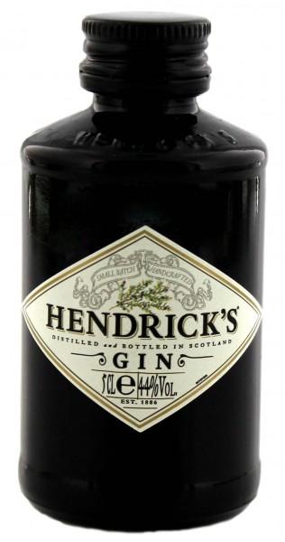 Hendrick's Gin Miniatur - England 0,05L