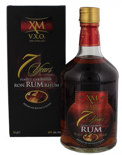 XM V.X.O. 7YO 0,7 Liter