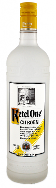 Ketel One Citroen 1 Liter