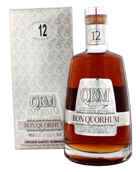 Quorhum 12YO 0,7 Liter
