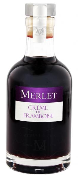 Merlet Creme de Framboise 0,2 Liter 18%