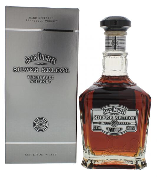 Jack Daniel's Silver Select 0,7 Liter