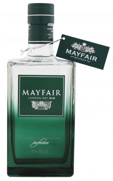 Mayfair London Dry Gin 0,7 Liter