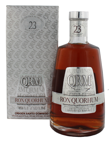 Quorhum 23YO Solera Rum 0,7 Liter 40%