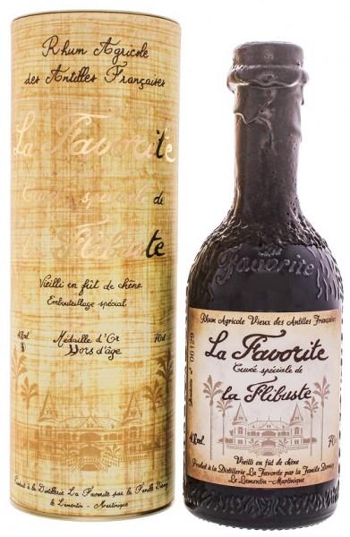 La Favorite Cuvee Speciale de la Flibuste 1997 Agricole Rhum 0,7 Liter 40%