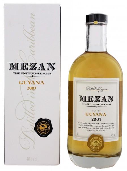 Mezan Guyana Diamond Rum 2003 0,7 Liter 40%