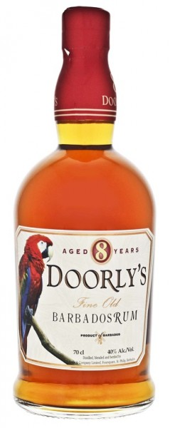 Doorly´s 8YO Rum 0,7 Liter 40%