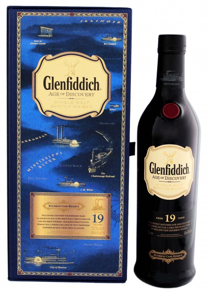 Glenfiddich Age of Discovery 19YO 0,7 Liter