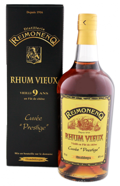 ReimonenQ Vieux 9YO 0,7 Liter