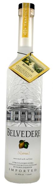 Belvedere Cytrus 1 Liter 40%