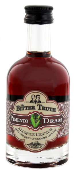The Bitter Truth Pimento Dram 0,05 Liter 22,5%