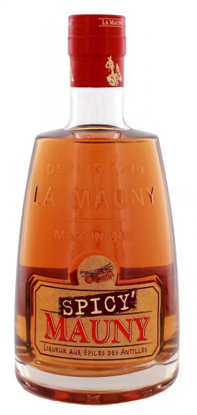 La Mauny Spicy 0,7 Liter