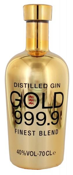 Gold 999.9 Gin 0,7 Liter