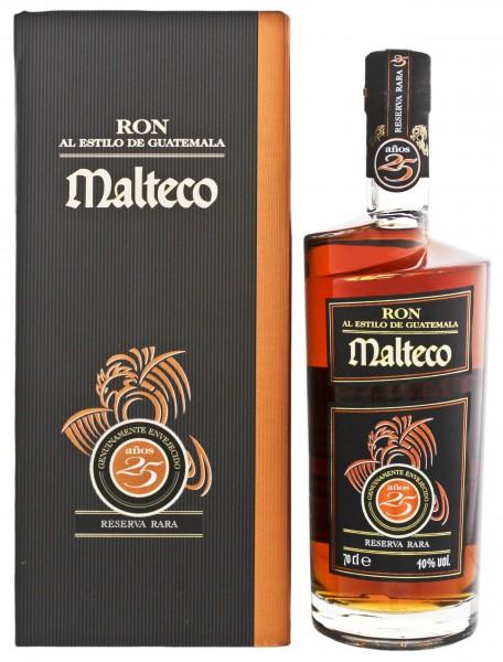 Malteco 25YO Reserva Rara 0,7 Liter