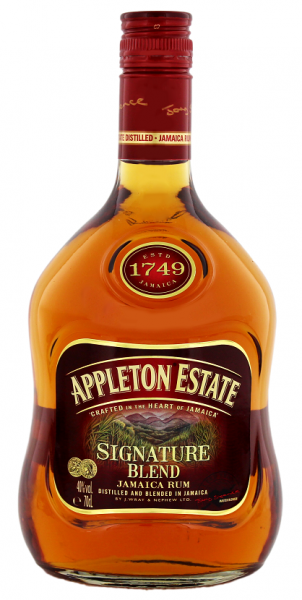 Appleton Estate Signature Blend (ehem. V/X) 0,7 Liter 40%