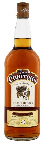 Charrette Traditional Ambre Rum 1 Liter 40%