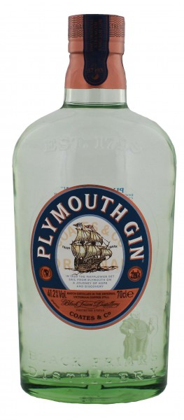 Plymouth Gin - England 0,7L