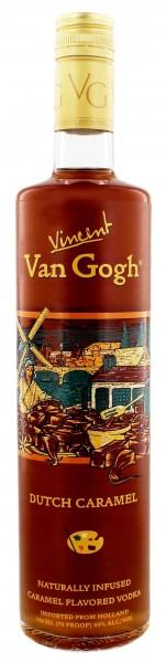Van Gogh Vodka Dutch Caramel 0,75 Liter