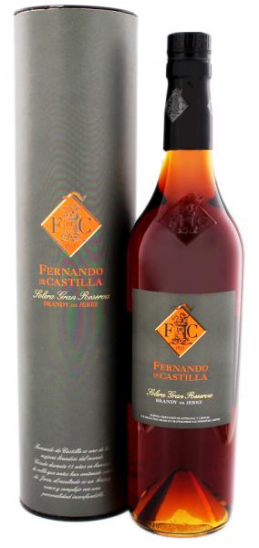 Fernando de Castilla Brandy Solera Gran Reserva 0,7 Liter 38%