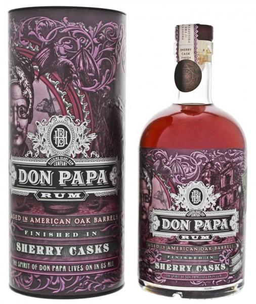 Don Papa Cherry Cask Rum 0,7 Liter 45%