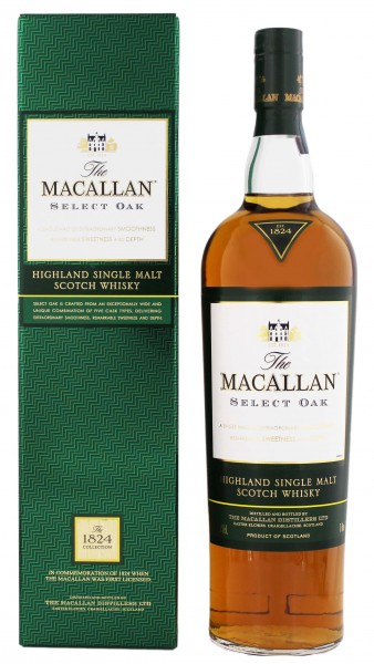 Macallan Select Oak 1 Liter