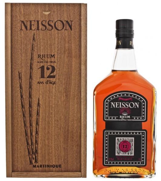 Neisson 12YO 2005/2018 Agricole Rhum 0,7 Liter 49,7%
