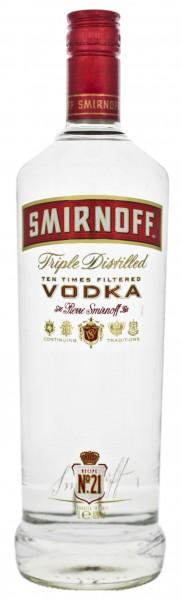 Smirnoff Red Label 1,0L