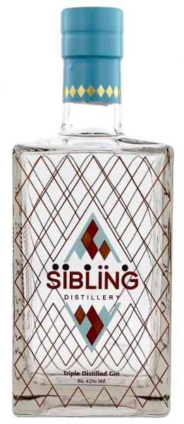 Sibling Gin Triple Distilled 0,7 Liter 42%