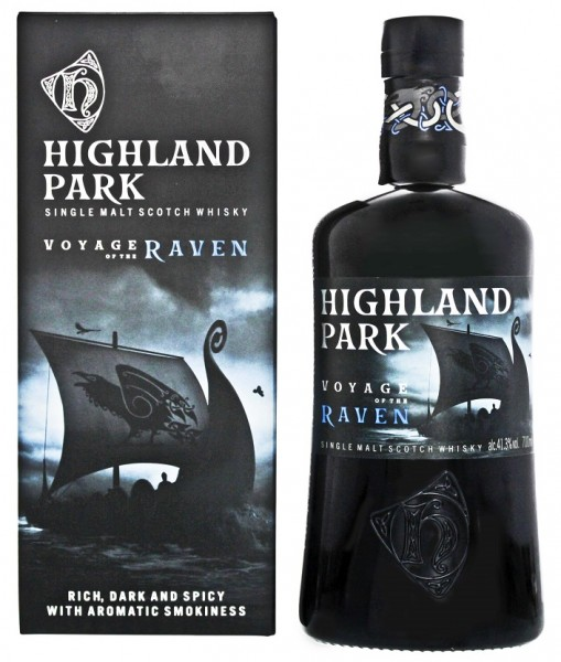 Highland Park Voyage of the Raven Whisky 0,7 Liter 43%