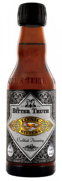 The Bitter Truth Tonic Bitters 0,2 Liter