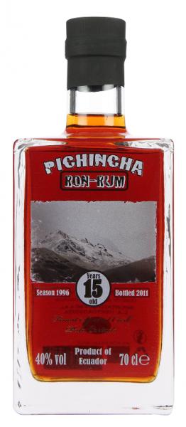 Pichincha 1996 15YO Palo Cortado Cask 0,7 Liter
