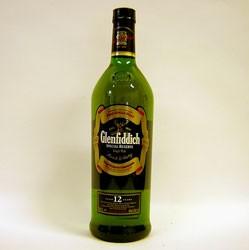 Glenfiddich 12YO 1 Liter
