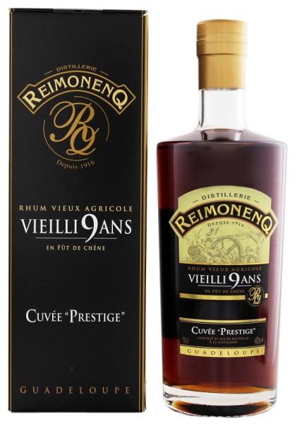 ReimonenQ 9YO Vintage Prestige Rhum 0,7 Liter 40%