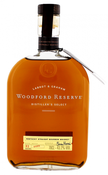 Woodford Reserve Bourbon Whiskey 0,7 Liter