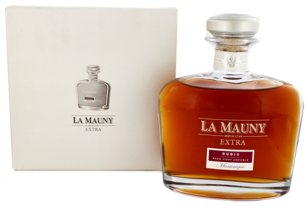 La Mauny Extra Rubis Agricole Rum 0,7 Liter 42%
