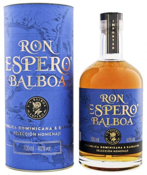 Espero Reserva Balboa Rum 0,7 Liter 40%
