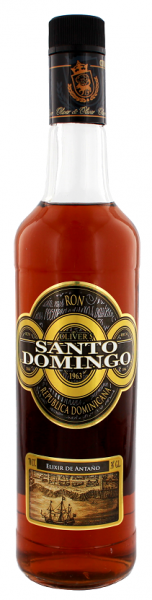 Santo Domingo Elixir de Antano 0,7 Liter