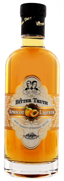 The Bitter Truth Apricot Liqueur 0,5 Liter 22%