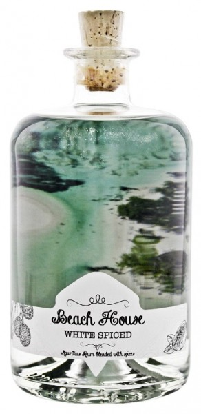Beach House Spiced White Limited Edition 0,7 Liter 40%