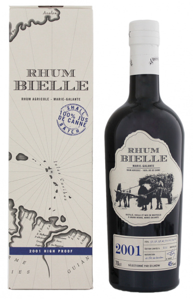 Bielle Vintage Small Batch  2001 0,7 Liter