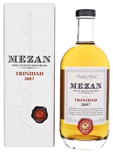 Mezan 2007 Trinidad Rum 0,7 Liter 46%