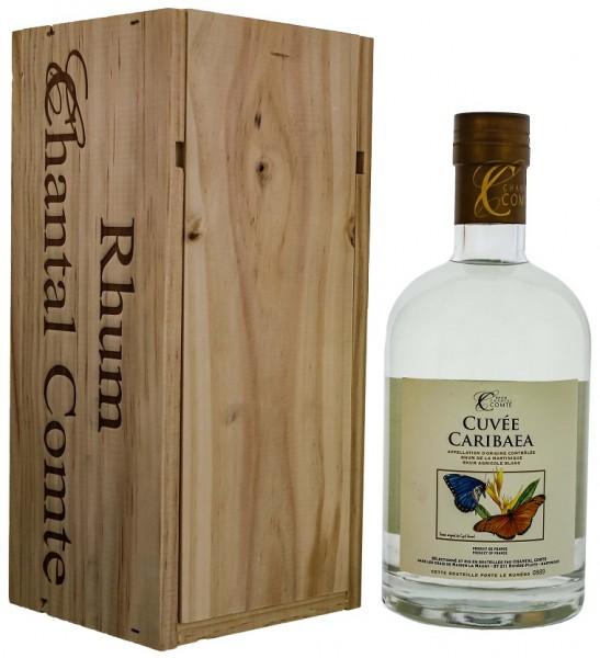 Chantal Comte Blanc Cuvée Caribaea Rhum 0,7 Liter 50,30%