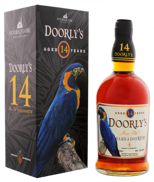 Doorly´s 14YO Rum 0,7 Liter 48%