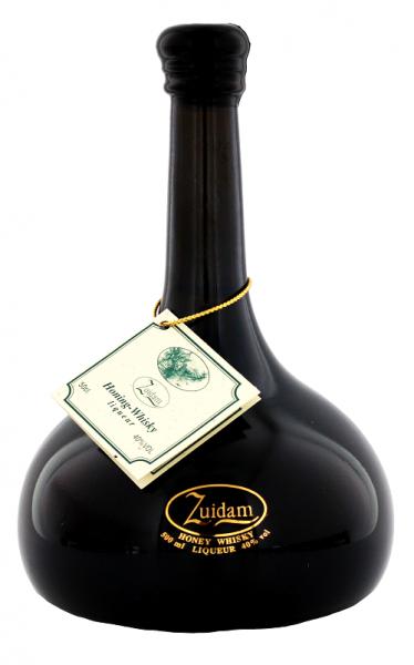 Zuidam Honig-Whisky Liqueur 0,5 Liter 40%