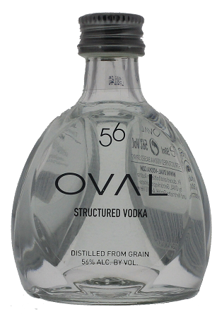 Oval 56  0,05 Liter 56%