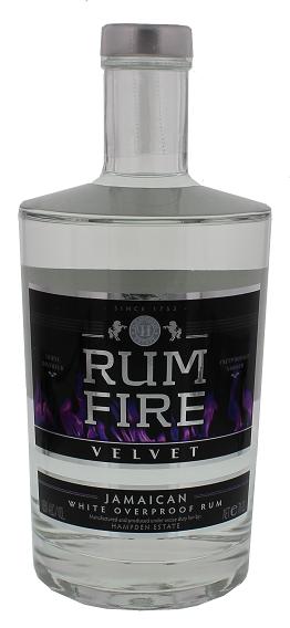 Rumfire Overproof 0,7 Liter