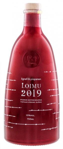 Loimu 2019 Jahrgangs Glögg 0,75 Liter 15%