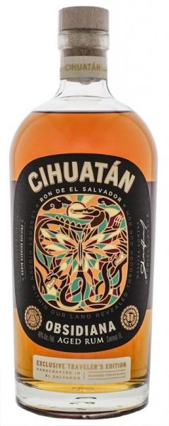Ron de El Salvador Cihuatan Obsidiana Rum 1 Liter 40%